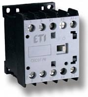 Контактор миниатюрный  CEC 16.4Р 24V DC (16A; 7,5kW; AC3) 4р (4 н.о.), 4641213