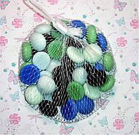 Декоративный стеклянный камень, Грета, фото 1