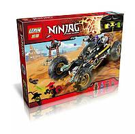"""Конструктор LEPIN 06032 (аналог Lego Ninjago 70589) """"Горный внедорожник"""" 443 дет, фото 1"""