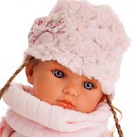 Кукла Антонио Хуан Bella Tenzas с длинными волосами, 45 см