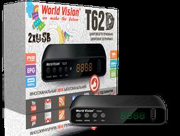 ТВ тюнер World Vision T62D