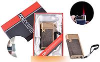 Зажигалка в подарочной упаковке JOE (Турбо пламя) №4032-3 SO