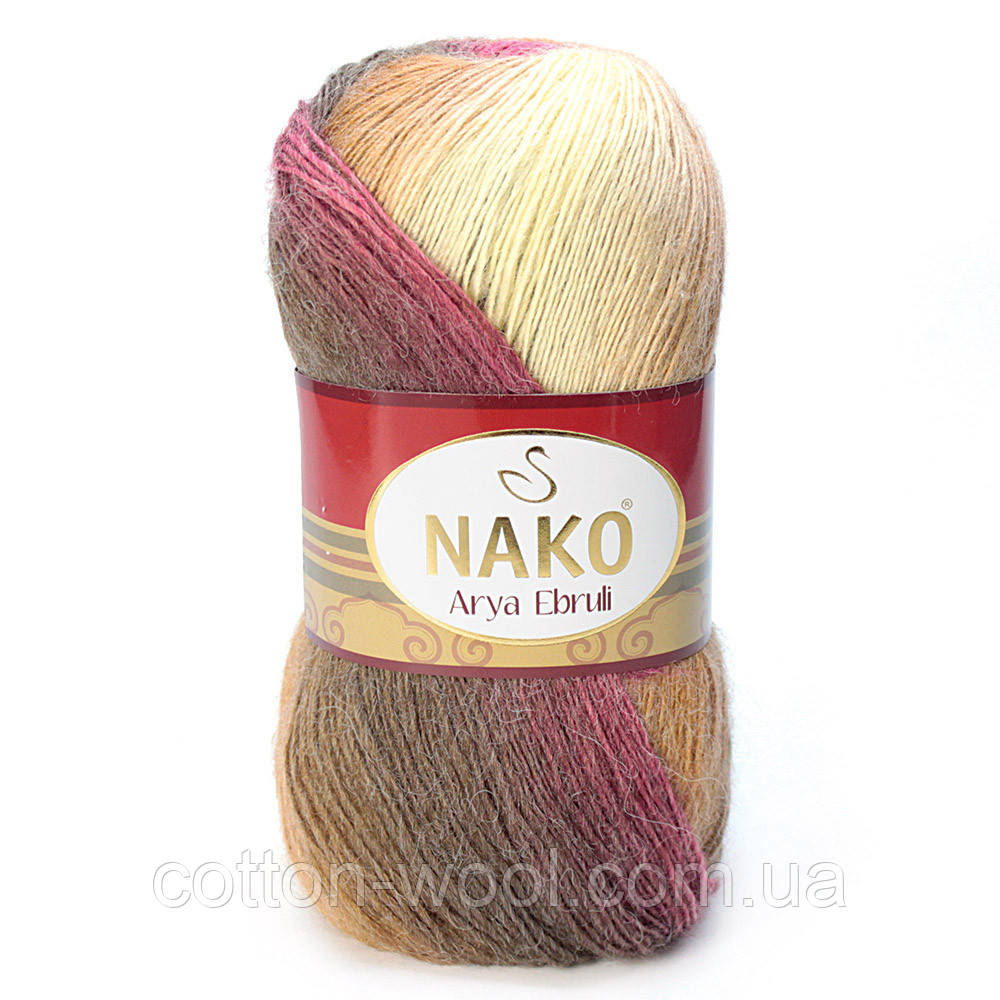 Nako Arya Ebruli 86406: продажа, цена в Хмельницком. пряжа