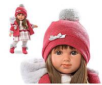 Кукла Elena в шапочке Llorens, 35 см