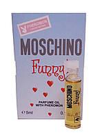 Moschino Funny - Parfume Oil with pheromon 5ml