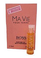 Hugo Boss Ma Vie Pour Femme - Parfume Oil with pheromon 5ml