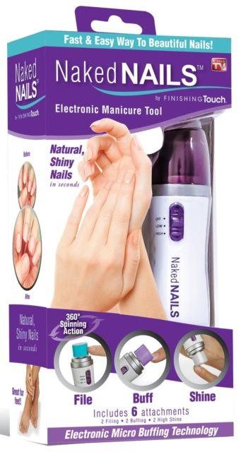 Система манікюру Naked Nails