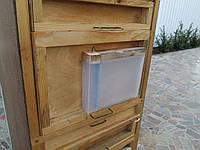 Боковая кормушка поилка для пчел без крышки