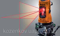 Аренда прокат профессиональных лазерных нивилиров с треногой для горизонтальной и вертикальной разметки. Днепр