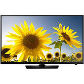 Телевизор SAMSUNG UE-24H4070 AUXUA black