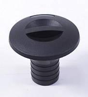 """Горловина, пластиковая, черная, диаметр 38мм, C12794-N """""""