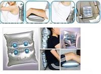 Надувная подушка-массажер AIR massager