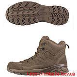 Ботинки Mil-Tec SQUAD 5 INCH коричневые, фото 2