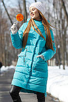 Куртка женская зимняя Nui Very (Нью Вери) Рива, р-ры 42,44,46,48,50,52,54,56