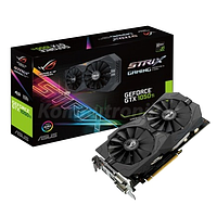 Видеокарта ASUS GeForce GTX 1050 Ti STRIX 4GB GAMING