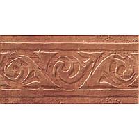 Бордюр Zeus Ceramica Cotto classico Fascia Rosso 16х32,5 (Зеус керамика Кото классико Фейша Россо)