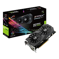 Видеокарта ASUS GeForce GTX 1050 Ti STRIX 4GB GAMING OC