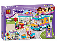 Конструктор Bela серия Friends / Подружки 10608 Доставка подарков в Хартлейке (аналог Lego Friends 41310)