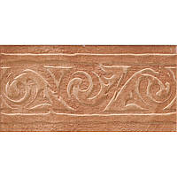 Бордюр Zeus Ceramica Cotto classico Fascia Rosa 16х32,5 (Зеус керамика Кото классико Фейша Роса)