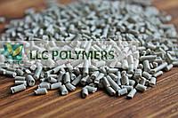 Полипропилен (ПП), серый, гранулированый