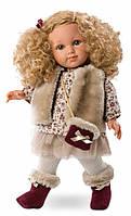 Кукла Elena кудрявая Llorens, 35 см