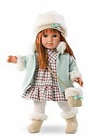Кукла Elena рыжеволосая Llorens, 35 см