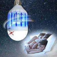 Светодиодная противомоскитная лампа 2 в 1 zapp light, фото 1