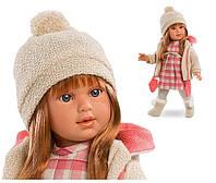 Кукла рыжеволосая Llorens Martina 42 см