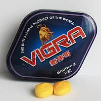 VIGRA, таблетки для улучшения потенции.