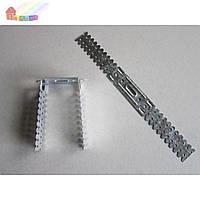 Деталь крепёжная ES 125/0,8 мм прямой подвес (2000000114798)