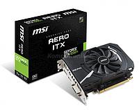 Видеокарта MSI GeForce GTX 1050 Ti AERO ITX 4GB OCV1