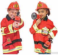 Костюм Melissa & Doug Пожарный (MD4834)