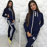 a7cf502c Спортивный костюм женский № 2132 (бат. 5048) рус. - купить по лучшей ...