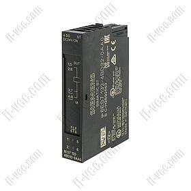 Модуль дискретного вывода Siemens 6ES7 132-4BD32-0AA0, 4DO, 24V/2A
