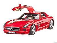 Сборная модель Revell Автомобиль  Mercedes SLS AMG 124 (67100)