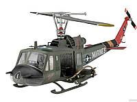 Сборная модель Revell Вертолет Bell UH-1C/B Huey Hog 1962г США 148 (04476)