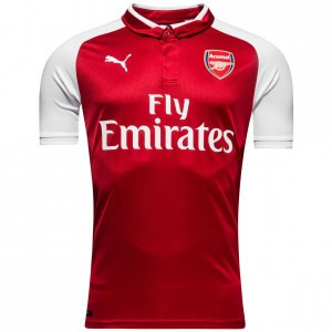 Футбольная форма Арсенал 2017-18 (домашняя), Puma - Интернет-магазин  брендовой d234d5e51c6