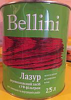 Лазурь алкидная BELLINI орех 2,5 л (2000000114675)