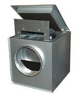 Вентиляторы Systemair KVK шумоизолированный корпус