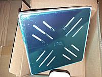 Трап сливной сантехнический Nova plastik решетка нержавейка 15см х15см выход прямой Ду 50