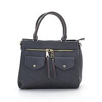 Женская модельная сумка Baliford F9089 black/coffee