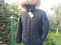 Куртка мужская на верблюжей шерсти