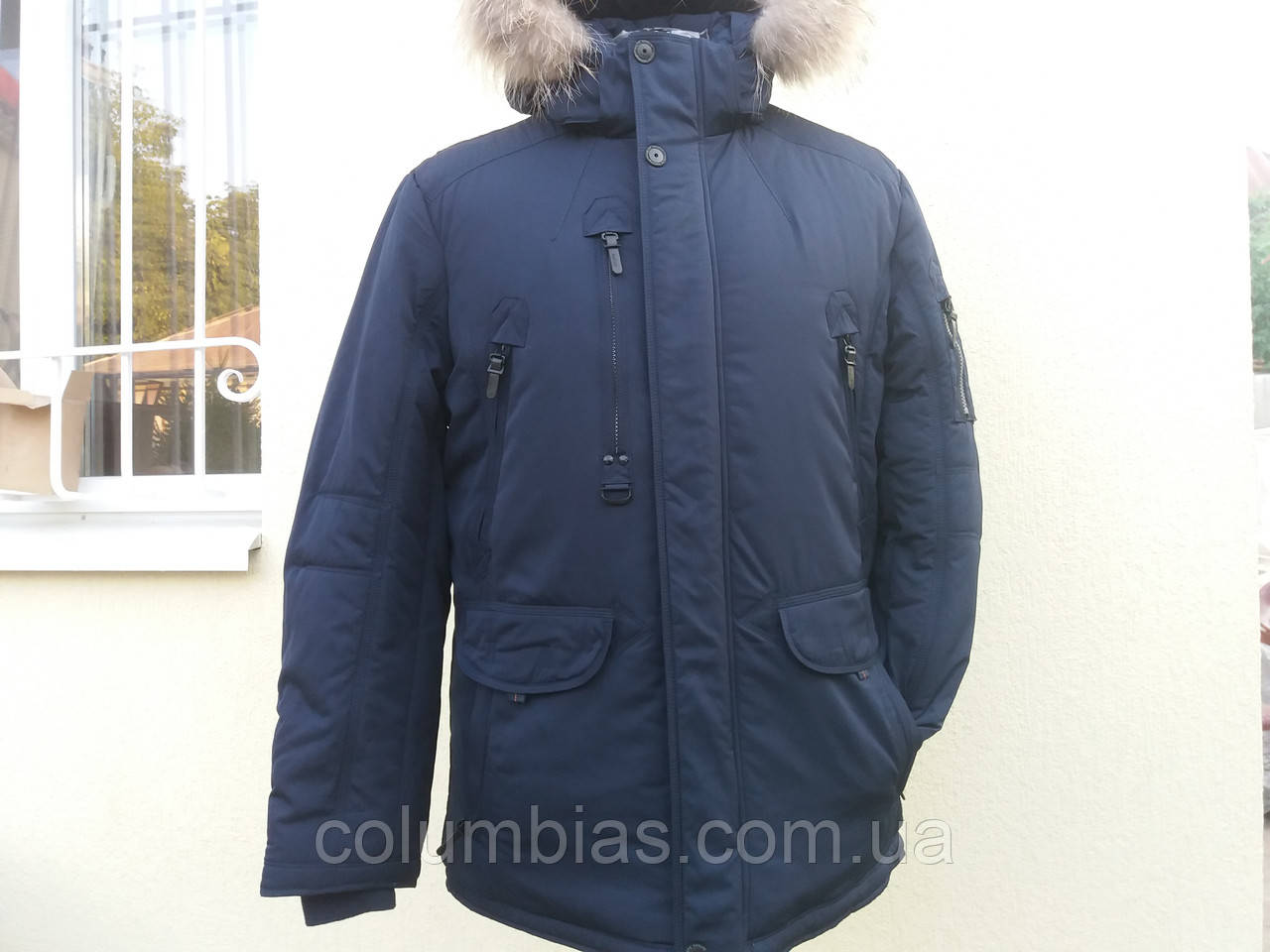 Зимняя куртка утеплитель верблюжья шерсть