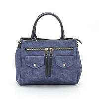 Женская модельная сумка Baliford F9089 blue/black