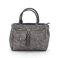 Женская модельная сумка Baliford F9089 coffee/coffee