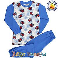 Пижама для мальчика Человек паук Размеры: 134-146-152 см (5620-1)