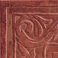 Декор Zeus Ceramica Cotto classico Angolo Rosso 16х16 (Зеус керамика Кото классико Анголо Россо)