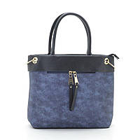 Женская модельная сумка Baliford F9095 blue/black