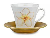 Подарочная чашка с блюдцем от Nuova Cer 612-008
