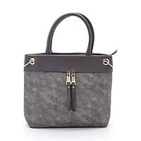 Женская модельная сумка Baliford F9095 coffee/coffee